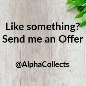 I am always open to offers